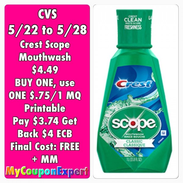 CVS BEST DEALS May 22nd - May 28th!! ·