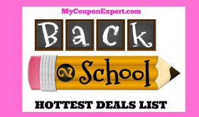 Back to School Supply Deals July 9th – 15th!  Office Supply Stores