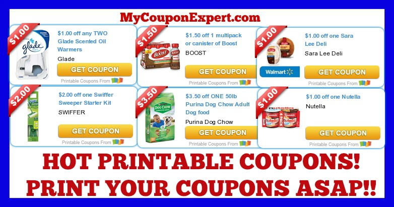 graphic about Nutella Printable Coupon known as Verify These types of Coupon codes Out Print Already! Nutella, Swiffer, Increase