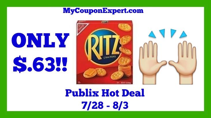 Ritz Hot Publix Deal