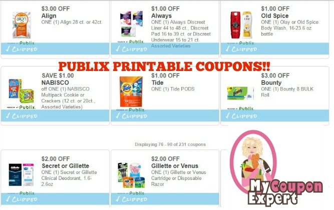 HOT PUBLIX PRINTABLES!!!  Hurry right now!!!  Don't miss them!