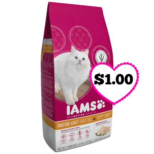 Iams proactive health 5.7 lb bag1