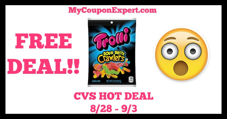Trolli Hot CVS Deal