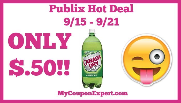 canada-dry-hot-publix-deal