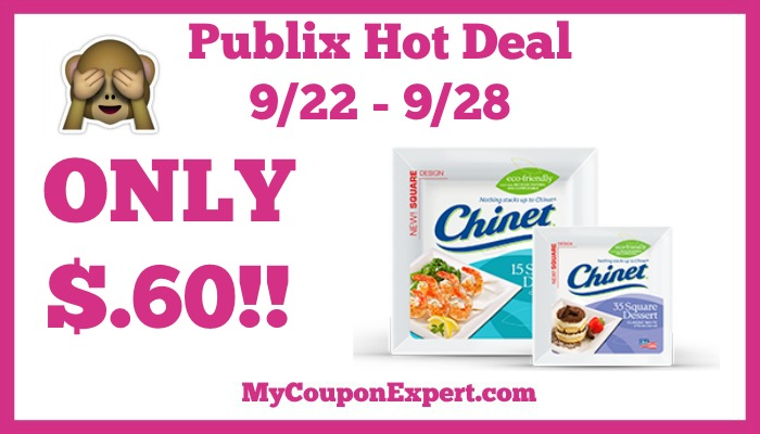 chinet-hot-publix-deal