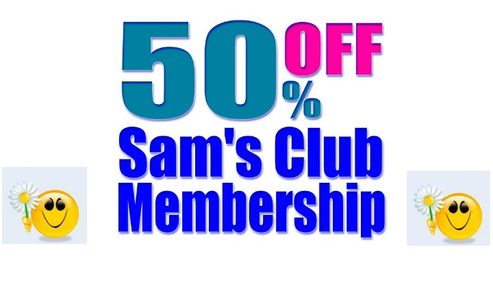 Sam club membership discount coupon