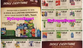 PUBLIX coupon flyer TACKLE EVERYTHING!  Check it out!