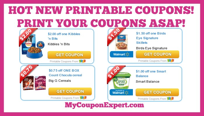 image about Kibbles and Bits Printable Coupons identified as Incredibly hot Contemporary Printable Discount coupons: Wise Equilibrium, Kibbles N Bits