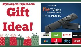 Hot Holiday Gift Idea! Amazon New Fire TV Stick with Alexa Voice Remote Only $29.99 – RARE 25% Discount!!