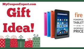 Hot Holiday Gift Idea! Amazon Fire Tablet, 7″ Display Only $33.33 – Rare 33% Discount!!!!