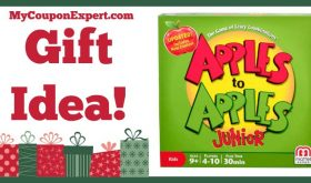 Hot Holiday Gift Idea! Apples to Apples Junior Only $8.88 – 60% Savings