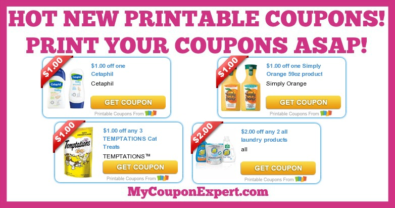 Printable Coupons Start saving with printable coupons. Get coupons for top brands. Grocery, health, beauty, household coupons. Get coupons on national brand name items.