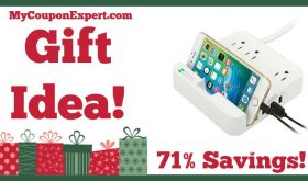Hot Holiday Gift Idea! EZOPower Desktop Charging Station Only $19.99 – 71% Savings!