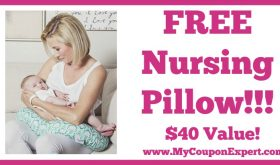 Free Nursing Pillow – $40 Value + Tons of Patterns!