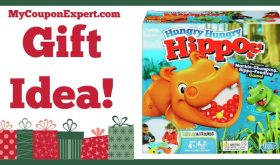 Hot Holiday Gift Idea! Hungry Hungry Hippos Game Only $8.67 – 61% Savings