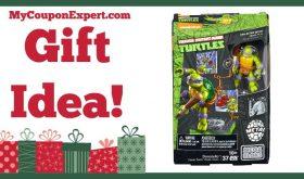 Hot Holiday Gift Idea! Mega Bloks Teenage Mutant Ninja Turtles Only $4.79 – 52% Savings