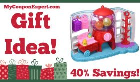 Hot Holiday Gift Idea! Shopkins Sweet Spot Playset Only $11.99 – 40% Savings