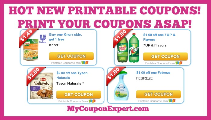 photo regarding Printable Dove Coupons referred to as Scorching Fresh Printable Discount codes: Knorr, Often, Febreze, Tyson