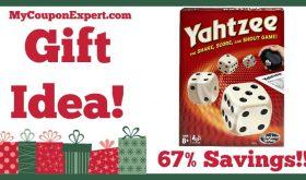 Hot Holiday Gift Idea! Yahtzee Classic Only $7.35 – 67% Savings!!