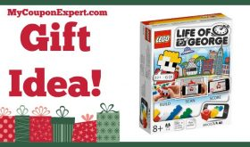 Hot Holiday Gift Idea! Lego Games & Apps Life of George Only $11.74 – 61% Savings
