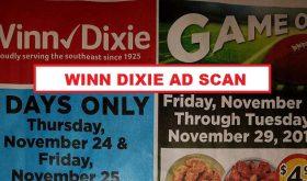 Winn Dixie Ad Scan November 25th – 29th!!