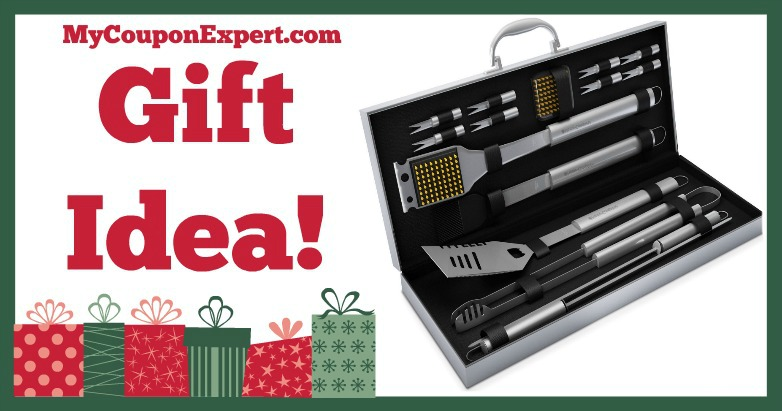 bbq-grill-tools-set-with-16-barbecue-accessories-amazon-holiday-gift-idea