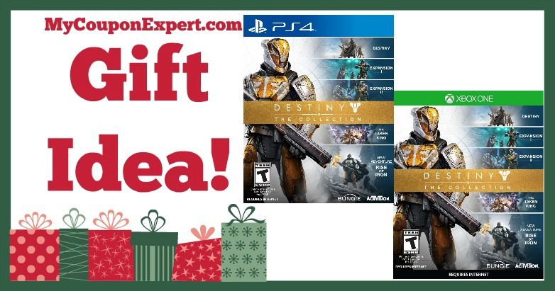 Hot Holiday Gift Idea! Destiny The Collection Video Game Only ...