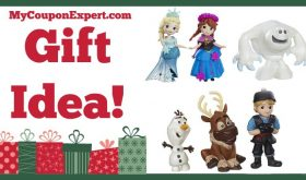 Hot Holiday Gift Idea! Disney Frozen Small Collection Doll Set Only $9.61 – 63% Savings!!