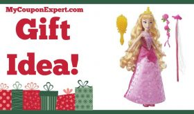 Hot Holiday Gift Idea! Disney Princess Long Locks Aurora Only $8.43 (53% Savings!)