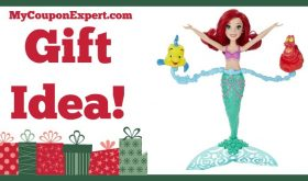 Hot Holiday Gift Idea! Disney Princess Spin & Swim Ariel Only $8.03 (60% Savings!!)