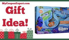 Hot Holiday Gift Idea! Finding Dory – Ultimate Underwater Playset Only $8.19 (74% Savings!!)