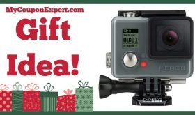 Hot Holiday Gift Idea! GoPro HERO+ LCD Only $149.99 (50% Savings, TODAY ONLY!!)