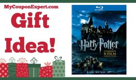 Hot Holiday Gift Idea! Harry Potter: Complete 8-Film Collection Only $39.99 (60% Savings!!)