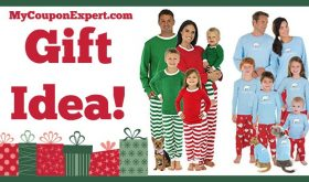 Hot Holiday Gift Idea! Matching Family Christmas Pajamas As Low As $5.00 Each!!