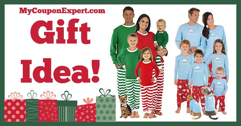 matching family pajamas amazon holiday gift idea