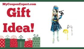 Hot Holiday Gift Idea! Monster High Transforming Frankie Stein Doll Only $7.45 – 63% Savings!!