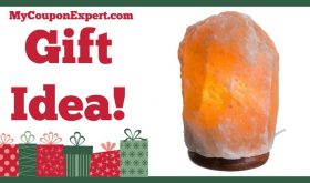 Hot Holiday Gift Idea! Natural Himalayan Rock Salt Lamp Only $27.99 (57% Savings!!)