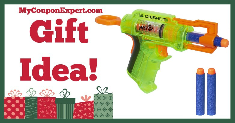 nerf-n-strike-glowshot-blaster-amazon-holiday-gift-idea