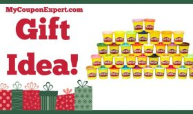 Hot Holiday Gift Idea! Play Doh 36-Can Mega Pack Only $23.11 (54% Savings!!)