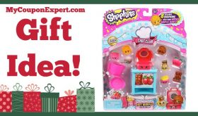 Hot Holiday Gift Idea! Shopkins Chef Club Hot Waffle Collection Only $9.35 (38% Savings!!)