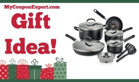 Hot Holiday Gift Idea! T-fal 12 Piece Cookware Set Only $51.18 – 41% Savings (Today ONLY!!)