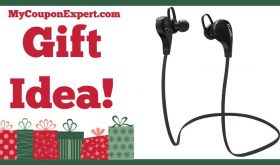 Hot Holiday Gift Idea! Wireless Bluetooth Noise Cancelling Headphones w/Microphone Only $13.99 (77% Savings!)
