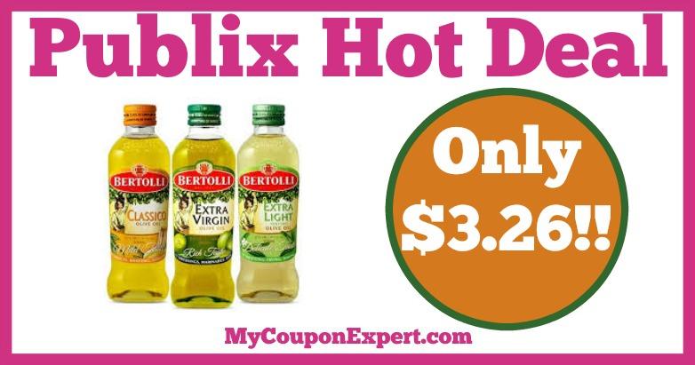 Bertolli olive oil coupons