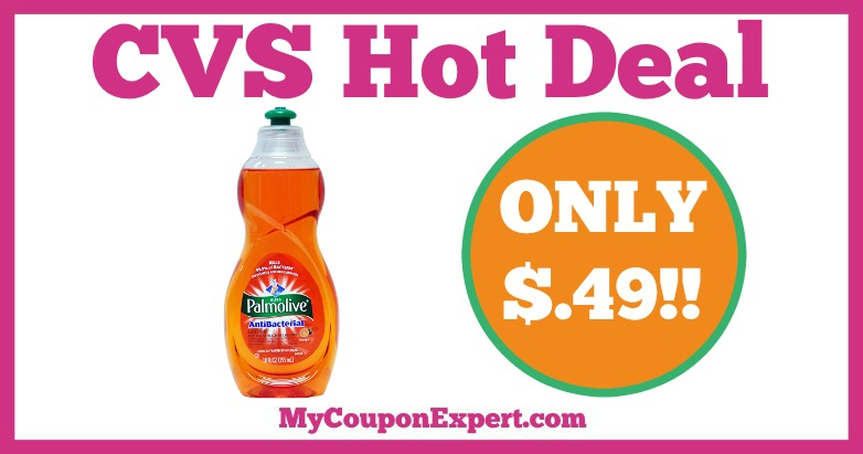 Palmolive Hot CVS Deal