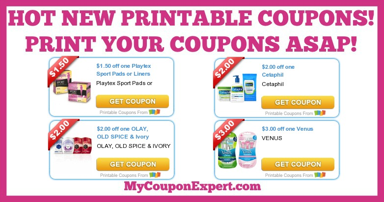picture about Cetaphil Coupon Printable known as Scorching Contemporary Printable Discount codes: Playtex, Cetaphil, Previous Spice