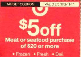 target coupon february 5th