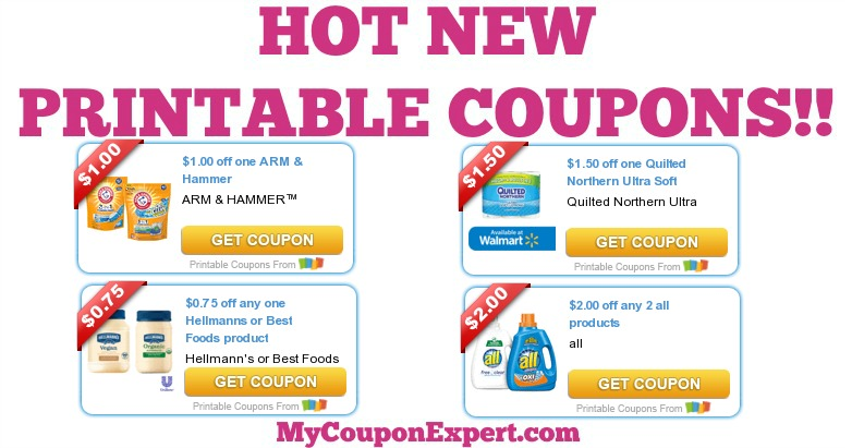 photo about Arm and Hammer Printable Coupons identified as Keep an eye on Out Such Scorching Clean Printable Discount codes: Arm Hammer