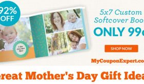 OH EM GEE!! 5X7 Custom Softcover Book from York Photo Only $.99! {92% Savings!!}