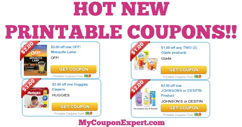 image relating to Glade Coupons Printable titled WHOOP!! Very hot Clean Printable Discount codes: Off!, Glade, Huggies