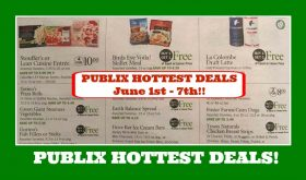 Publix HOT DEALS June 1st – 7th!!  Stock up for Summer!!